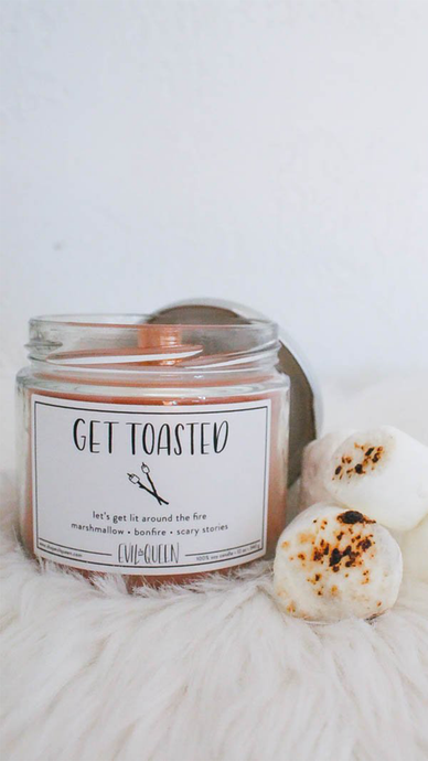 Get Toasted Candle - ONFEMME By Lindsey's Kloset