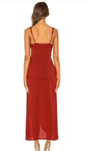 Load image into Gallery viewer, Isabella Button Up Maxi Dress - ONFEMME By Lindsey's Kloset
