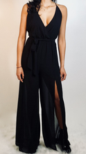 Load image into Gallery viewer, It's Slit Jumpsuit - ONFEMME By Lindsey's Kloset
