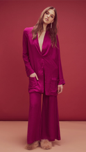 Load image into Gallery viewer, Lara Smoking Jacket - ONFEMME By Lindsey's Kloset