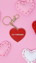 Load image into Gallery viewer, No Thanks Keychain - Lindsey's Kloset