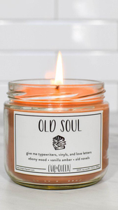 Old Soul Candle - Lindsey's Kloset