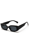 Load image into Gallery viewer, Paint It Black Sunglasses - ONFEMME By Lindsey's Kloset