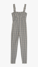 Load image into Gallery viewer, Plaid Corset Overalls - Lindsey's Kloset