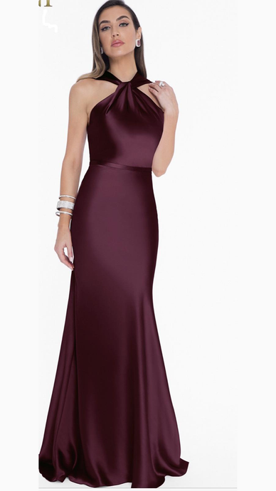 Purple Evening Gown - Lindsey's Kloset
