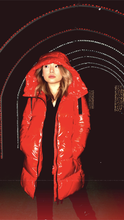 Load image into Gallery viewer, Oversized Hooded Down Jacket - Lindsey's Kloset