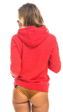 Load image into Gallery viewer, Neon Red Pullover Hoodie - Lindsey's Kloset