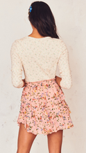Load image into Gallery viewer, Ruffle Mini Skirt - ONFEMME By Lindsey's Kloset