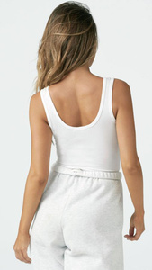 Scoop Neck Tank - ONFEMME By Lindsey's Kloset