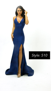 Sexy Gown - Lindsey's Kloset