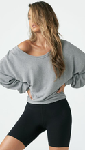 Load image into Gallery viewer, Slouchy Dolman Long Sleeve - ONFEMME By Lindsey's Kloset