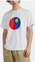 Load image into Gallery viewer, Taegeuk Smiley Face Cotton T-Shirt - ONFEMME By Lindsey's Kloset