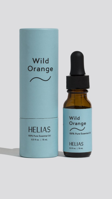 Wild Orange Essential Oil - Lindsey's Kloset