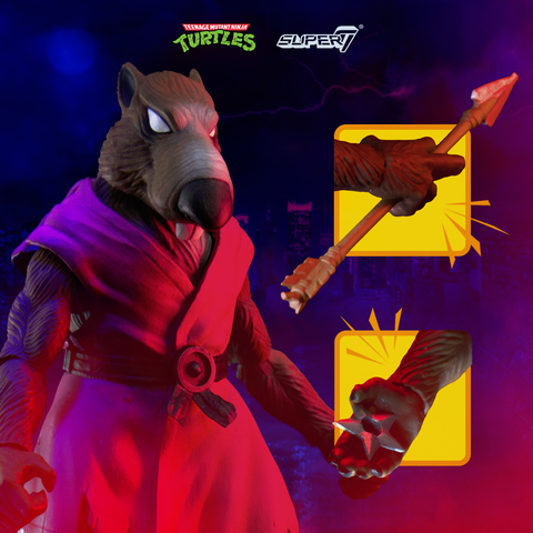 Teenage Mutant Ninja Turtles Ultimates - Splinter