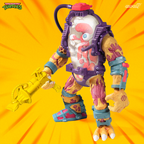 Teenage Mutant Ninja Turtles ULTIMATES! Wave 2 - Mutagen Man