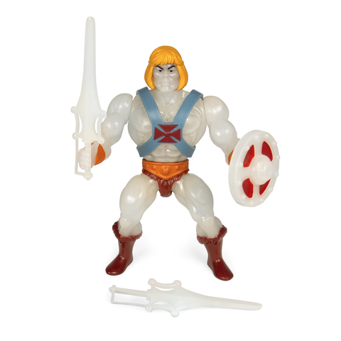 Masters of the Universe Vintage - Glow-in-the-Dark He-Man
