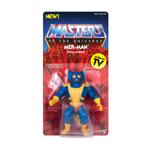 Masters of the Universe Vintage - Mer-Man