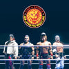 New Japan Pro Wrestling Ultimate Wave 2 - Set of 4 (Pre-Order)
