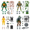 Teenage Mutant Ninja Turtles Ultimates Wave 3 - Set of 4 (Pre-Order)