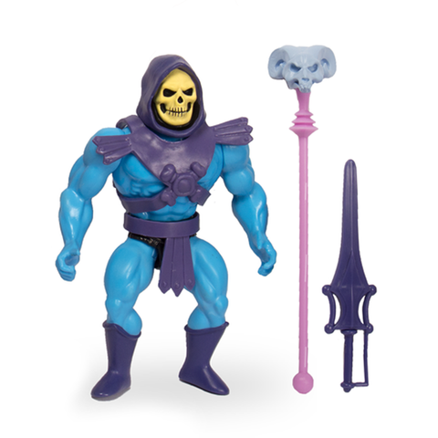 Masters of the Universe Vintage - Skeletor Japanese Box