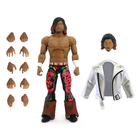 New Japan Pro-Wrestling Ultimate - Hiromu Takahashi (Pre-Order)