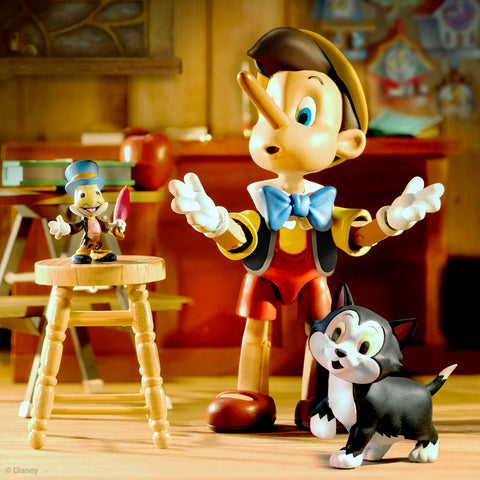 Disney Classic Animation ULTIMATES! Wave 1 - Pinocchio (Pre-Order)