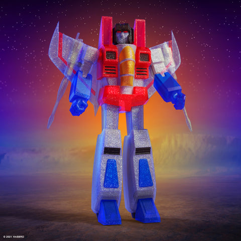 Transformers ULTIMATES! Wave 1 - Starscream's Ghost (Pre-Order)
