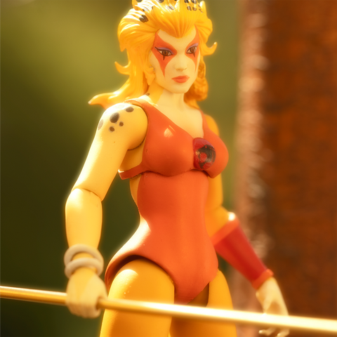 Thundercats ULTIMATES! Wave 3 - Cheetara (Pre-Order)