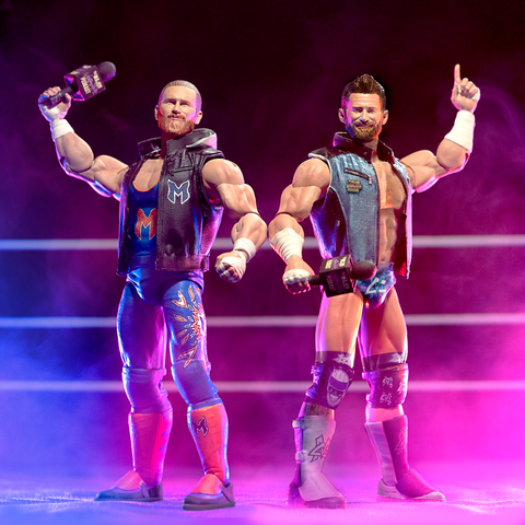 Major Wrestling Podcast Ultimates Wave 1 - Set of 2 (Pre-Order)