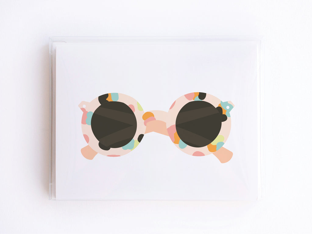 Summer Spotted Sunglasses