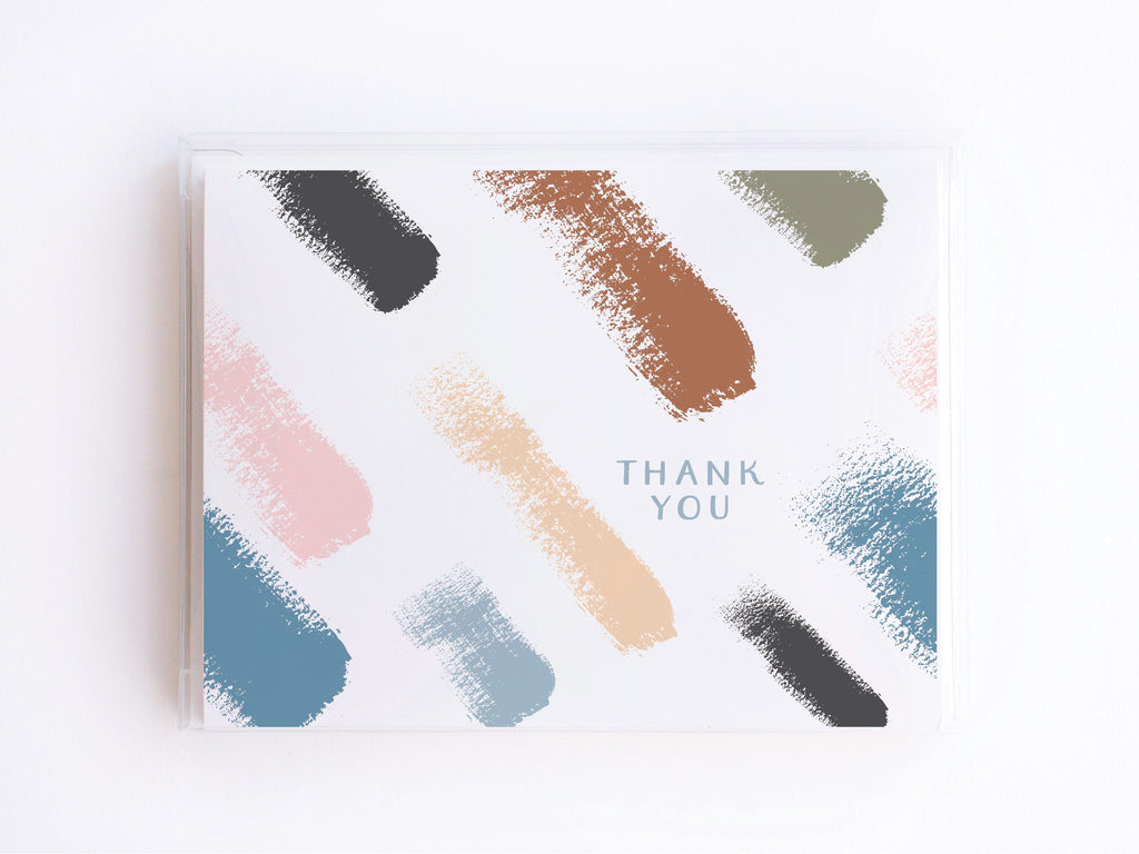 Artistic Modern Assorted Notecard Set - onderkast-studio