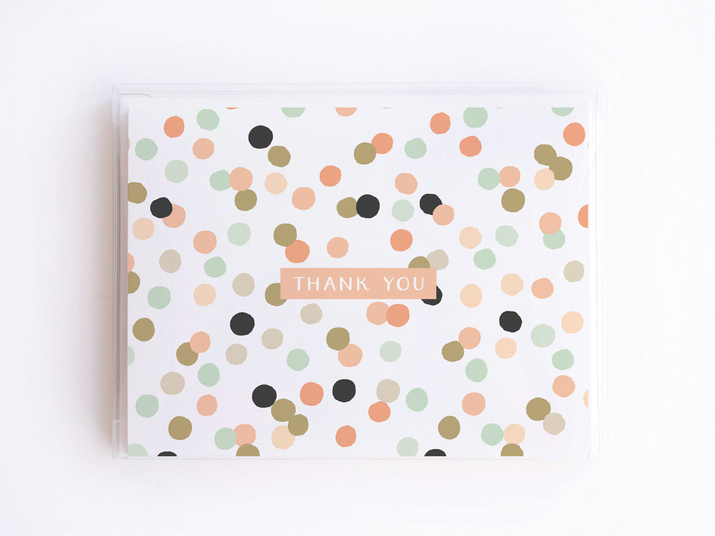 Soft Sweet Assorted Notecard Set - onderkast-studio