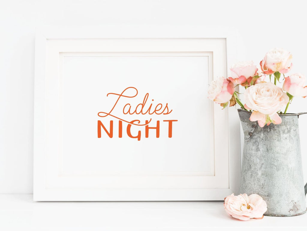 Ladies Night - Art Print - Onderkast Studio