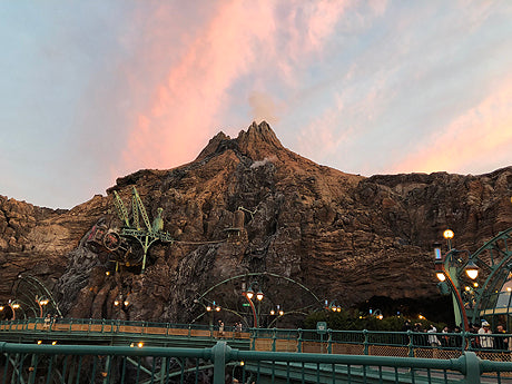 Journey to the Center of the Earth, Tokyo Disney Sea