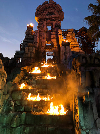 Indiana Jones at Tokyo Disney Sea