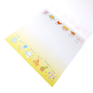Zodiac Sign Memo Pad - Gold Crow Co.