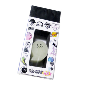 Spooky Ghost Eraser - Gold Crow Co.