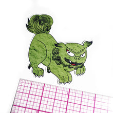 Komainu Sticker Set - Gold Crow Co.
