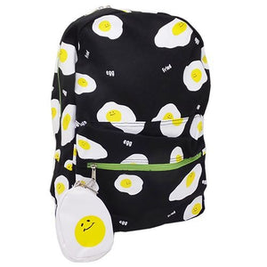 Fried Egg Backpack - Gold Crow Co.