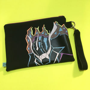 Promare Mad Burnish Clutch Pouch