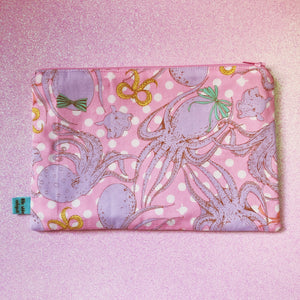 Cutest Octopus Zipper Pouch
