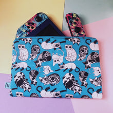 All Over Cats Zipper Pouch