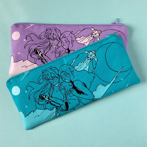 AMSBT Catalina Space Girlfriends Pencil Case