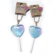 Lollipop Party Keychain - Gold Crow Co.