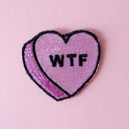 Candy Heart WTF Patch