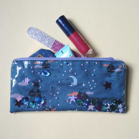 Neverland Confetti Pencil Case