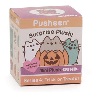 Pusheen Blind Box Series #4: Tricks & Treats - Gold Crow Co.
