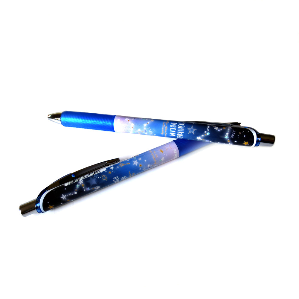 Galaxy Star Mechanical Pencil - Gold Crow Co.