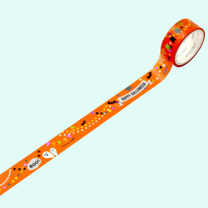 Halloween Party Washi Tape - Gold Crow Co.