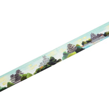 Castles of Japan Washi Tape - Gold Crow Co.